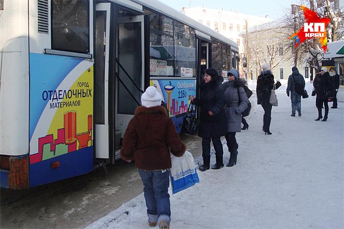 Кирове изменятся маршруты
